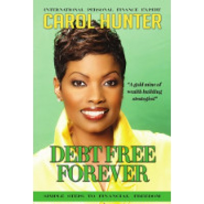 Debt Free Book w/CD